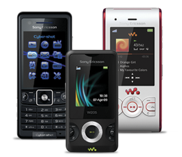 Desbloquear Sony Ericsson