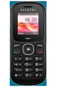 Unlock Alcatel OT 296