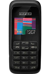 Unlock Alcatel OT E207