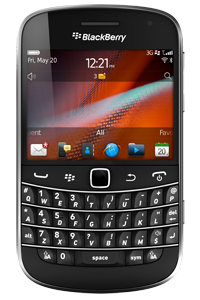 Unlock BlackBerry 9900 Bold Touch