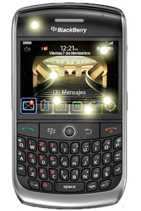 Liberar Blackberry 8900 Curve