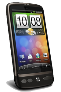 Desbloquear HTC desire