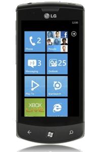 Unlock LG E900 Optimus 7