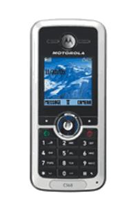 Desbloquear Motorola C168
