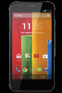 Desbloquear Motorola Moto G
