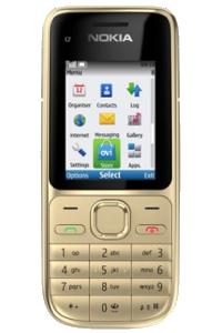 Unlock Nokia C2 01