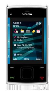 Desbloquear Nokia X3