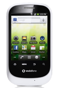 Liberar móvil Vodafone 858 Smart