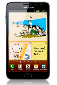 Desbloquear Samsung Galaxy Note