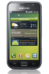 Desbloquear Samsung i9000 Galaxy S