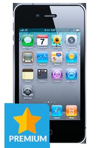 Desbloquear iPhone 4 Premium